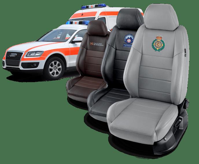 autopoťahy pre záchranné služby