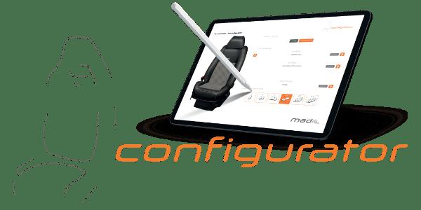 Konfigurátor tvorby autopoťahov na mieru