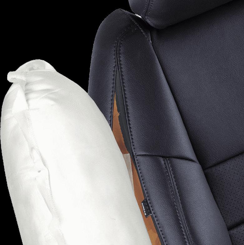 Airbag technológia na autopoťahy na mieru